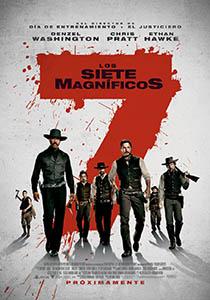 Los siete magníficos (The Magnificent Seven) - c i n e m a r a m a