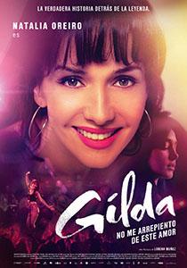 Gilda, no me arrepiento de este amor - c i n e m a r a m a