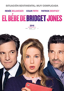 El bebé de Bridget Jones (Bridget Jones's Baby) - c i n e m a r a m a