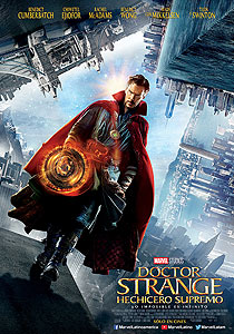 Doctor Strange: Hechicero supremo (Doctor Strange) - c i n e m a r a m a