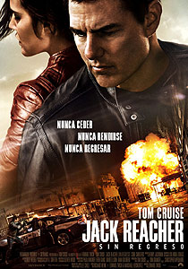 Jack Reacher: Sin regreso (Jack Reacher: Never Go Back) - c i n e m a r a m a