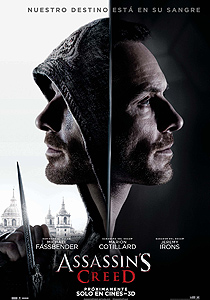 Assassin`s Creed - c i n e m a r a m a