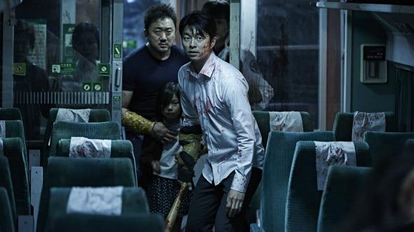 Invasión zombie (Train to Busan / Busanhaeng) - c i n e m a r a m a