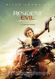 Resident Evil: Capítulo final (Resident Evil: Final Chapter) - c i n e m a r a m a