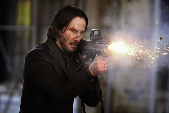 John Wick 2: Un nuevo día para matar (John Wick: Chapter 2) - c i n e m a r a m a