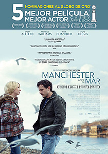 Manchester junto al mar (Manchester by the Sea) - c i n e m a r a m a