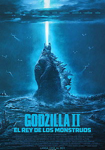 Godzilla II: El rey de los monstruos (Godzilla: King of the Monsters)